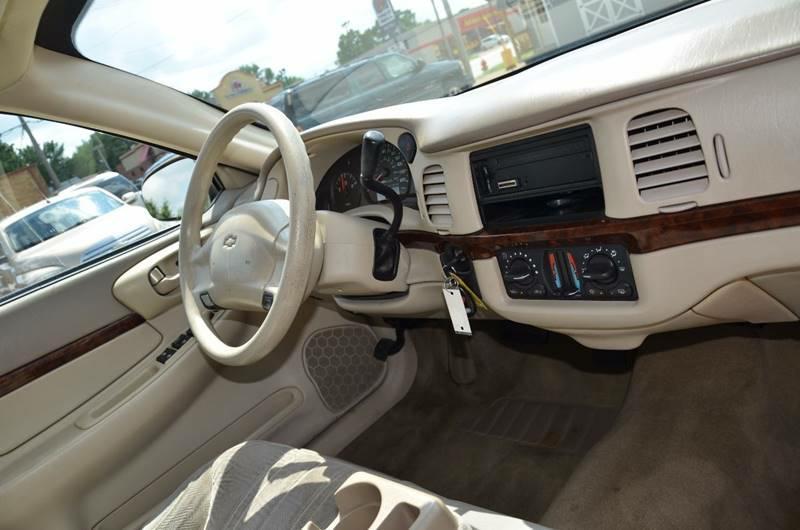 2005 Chevrolet Impala 4dr Sedan - Milan IL