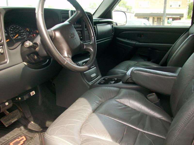 2002 Chevrolet Silverado 1500  - Milan IL
