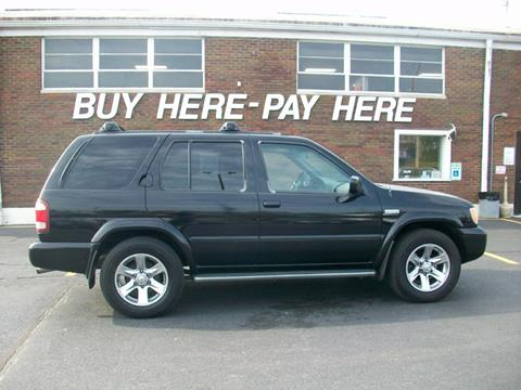 2004 Nissan Pathfinder for sale in Milan, IL