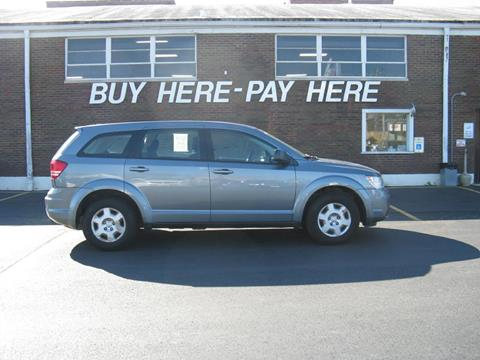 2010 Dodge Journey for sale in Milan, IL