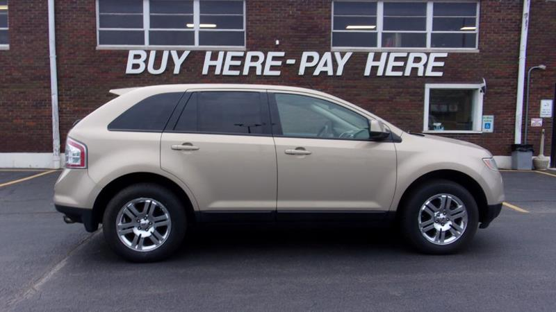 Ford Edge Awd Sel Plus Dr Crossover Milan Il
