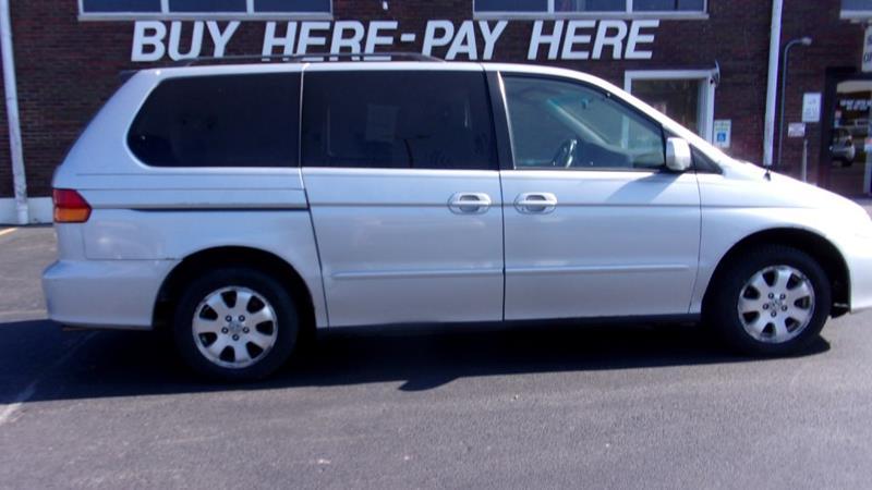 2003 Honda Odyssey EX L 4dr Mini Van W/Navi   Milan IL