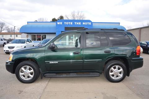 2004 GMC Envoy for sale in Milan, IL