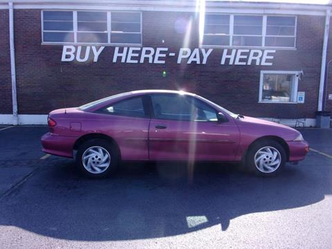 1996 Chevrolet Cavalier for sale in Milan, IL