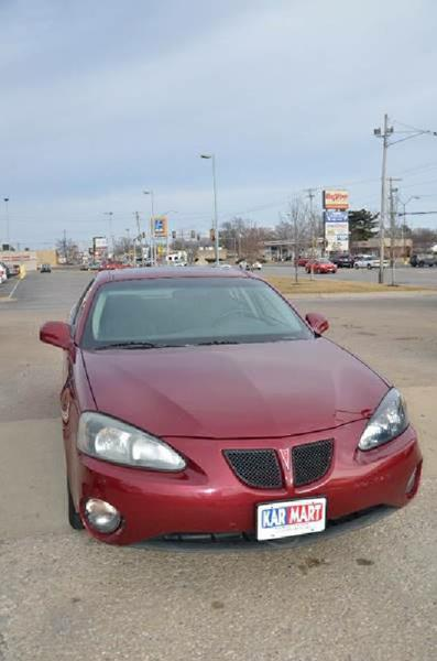 2005 Pontiac Grand Prix GTP 4dr Supercharged Sedan - Milan IL