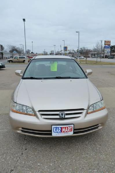 2001 Honda Accord LX 4dr Sedan - Milan IL