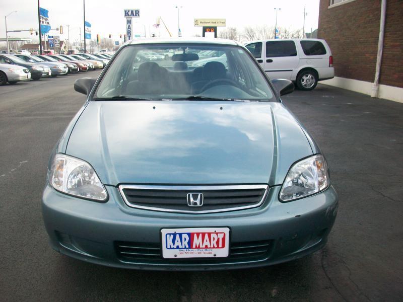 2000 Honda Civic LX 4dr Sedan - Milan IL
