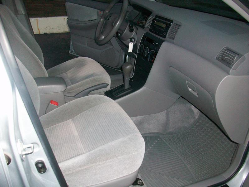 2006 Toyota Corolla CE 4dr Sedan w/Automatic - Milan IL