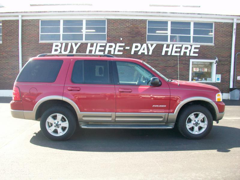 2004 Ford Explorer Eddie Bauer 4WD 4dr SUV - Milan IL