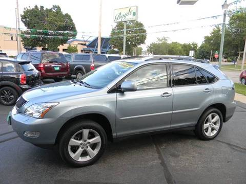 2005 Lexus RX 330 for sale at Boyle Auto Sales in Appleton WI
