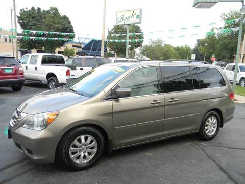 2009 Honda Odyssey for sale at Boyle Auto Sales in Appleton WI