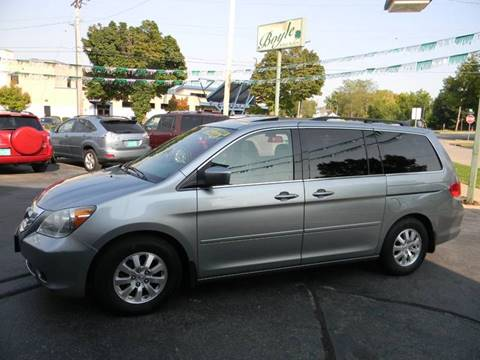 2008 Honda Odyssey for sale at Boyle Auto Sales in Appleton WI