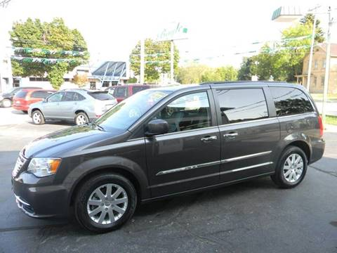 2016 Chrysler Town and Country for sale at Boyle Auto Sales in Appleton WI