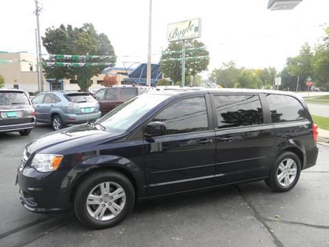 2011 Dodge Grand Caravan for sale at Boyle Auto Sales in Appleton WI