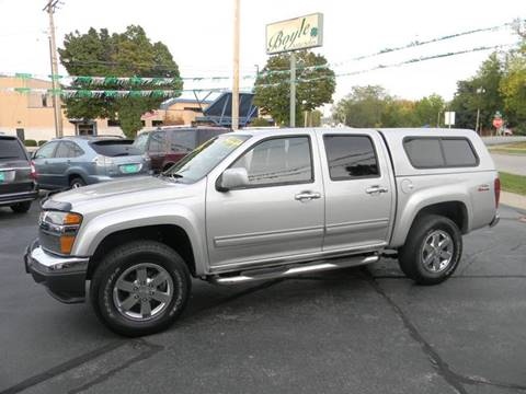 2012 GMC Canyon for sale in Appleton, WI