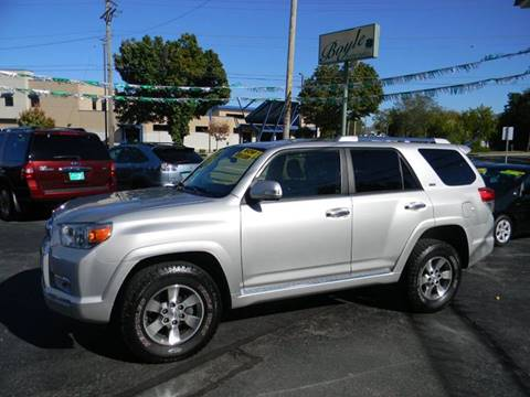 2013 Toyota 4Runner for sale in Appleton, WI