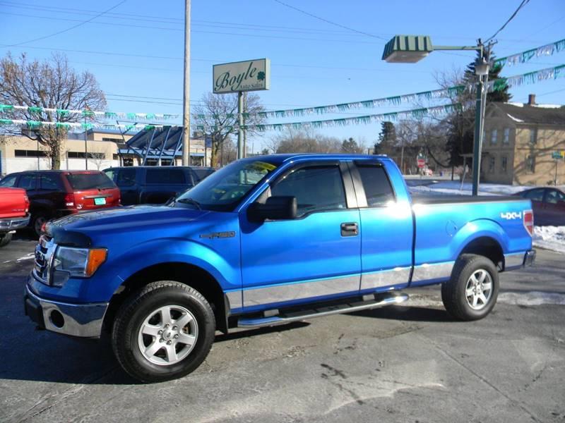 2011 ford f-150 xlt in appleton wi - boyle auto sales