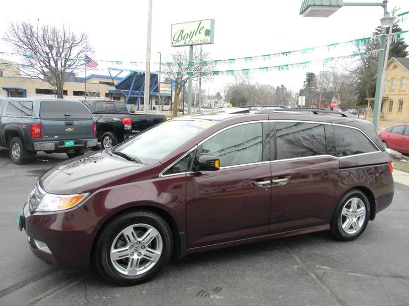 2011 Honda Odyssey For Sale At Boyle Auto Sales In Appleton WI