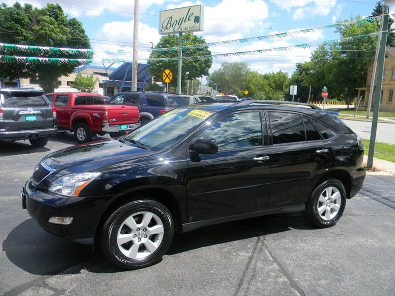 2008 Lexus RX 350 For Sale At Boyle Auto Sales In Appleton WI