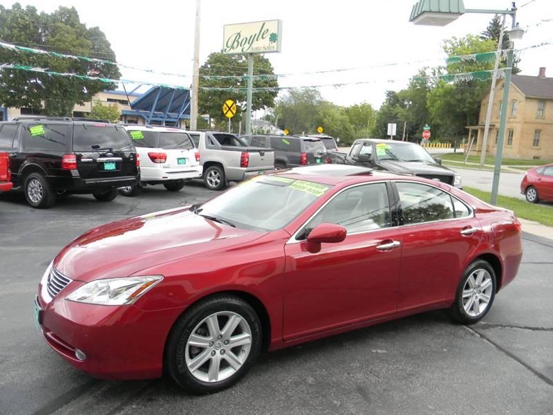 2009 Lexus ES 350 For Sale At Boyle Auto Sales In Appleton WI