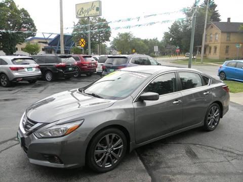 2018 Nissan Altima for sale in Appleton, WI
