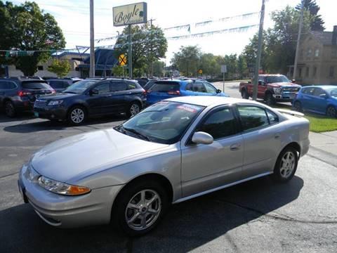2001 Oldsmobile Alero for sale in Appleton, WI
