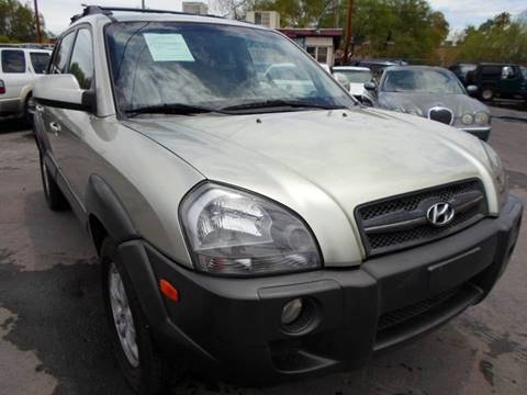 Hyundai Tucson For Sale In Tucson Az Carsforsale Com