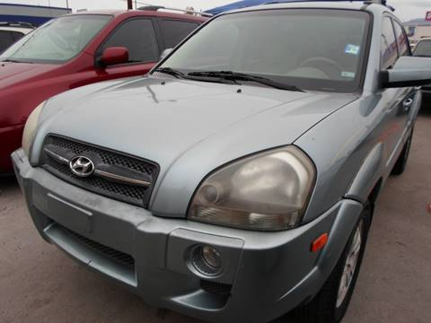 2006 Hyundai Tucson for sale at PARS AUTO SALES in Tucson AZ