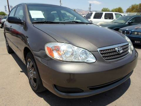 2007 Toyota Corolla for sale at PARS AUTO SALES in Tucson AZ