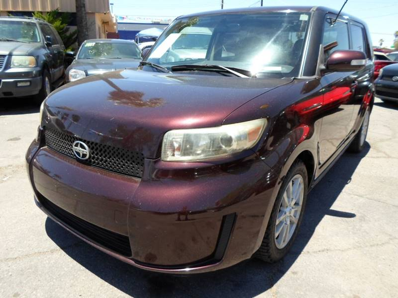 2008 Scion Xb 4dr Wagon 4A In Tucson AZ