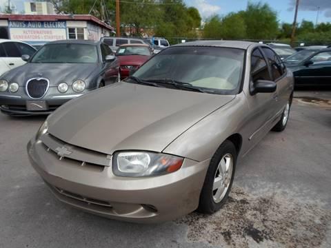 2003 Chevrolet Cavalier for sale in Tucson, AZ