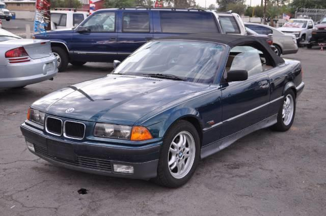 Bmw Series I Dr Convertible In Tucson AZ PARS AUTO SALES - Bmw 325i convertible