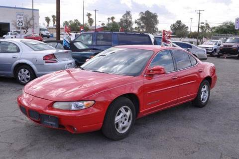 2000 Pontiac Grand Prix for sale in Tucson, AZ