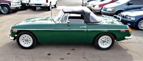 1974 MG B for sale in Tucson, AZ