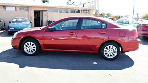 2009 Mitsubishi Galant for sale at PARS AUTO SALES in Tucson AZ
