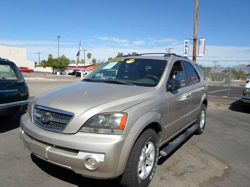 2005 Kia Sorento LX 4dr SUV   Tucson AZ