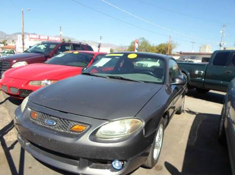 2003 Ford Escort for sale at PARS AUTO SALES in Tucson AZ