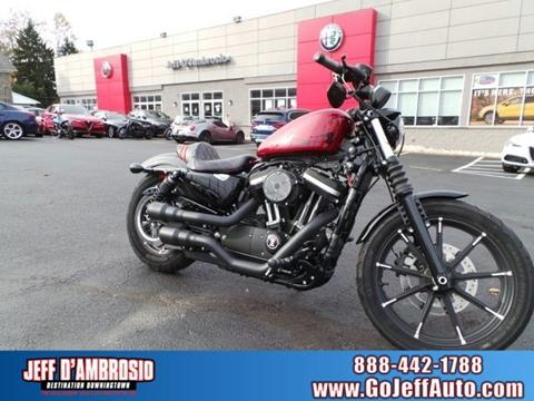 2017 Harley-Davidson Sportster for sale in Downingtown, PA