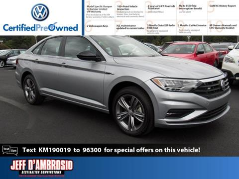 2019 Volkswagen Jetta for sale in Downingtown, PA