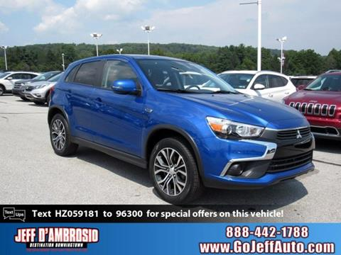 Mitsubishi Cars financing For Sale Downingtown Jeff D