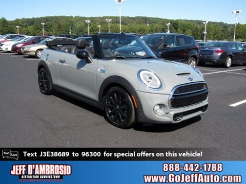 2018 MINI Convertible for sale in Downingtown, PA