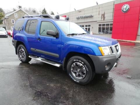 2014 Nissan Xterra PRO-4X for sale at Jeff D'Ambrosio Auto Group in Downingtown PA