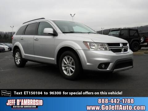 2014 Dodge Journey SXT for sale at Jeff D'Ambrosio Auto Group in Downingtown PA
