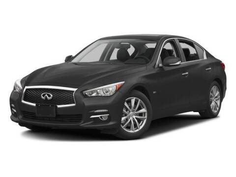 2016 Infiniti Q50 3.0T Premium for sale at Jeff D'Ambrosio Auto Group in Downingtown PA