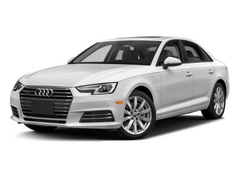 2017 Audi A4 2.0T quattro Premium for sale at Jeff D'Ambrosio Auto Group in Downingtown PA