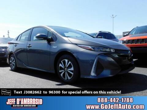 2018 Toyota Prius Prime for sale at Jeff D'Ambrosio Auto Group in Downingtown PA