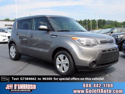 2016 Kia Soul for sale at Jeff D'Ambrosio Auto Group in Downingtown PA