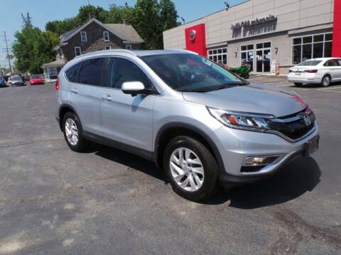 2015 Honda CR-V for sale at Jeff D'Ambrosio Auto Group in Downingtown PA