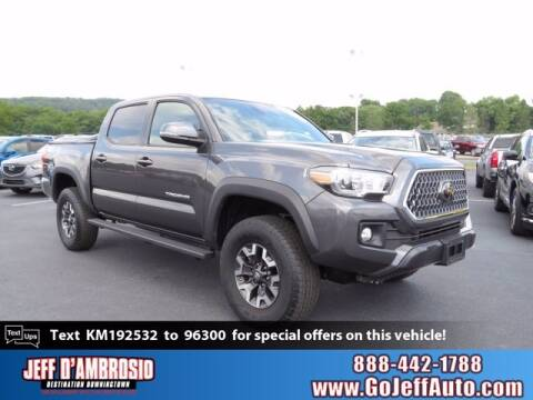 2019 Toyota Tacoma for sale at Jeff D'Ambrosio Auto Group in Downingtown PA