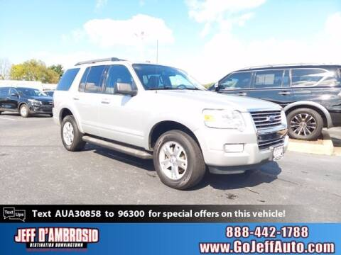2010 Ford Explorer for sale at Jeff D'Ambrosio Auto Group in Downingtown PA
